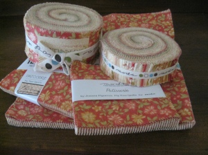 Jojo's Gift Shoppe Thank You Fabric