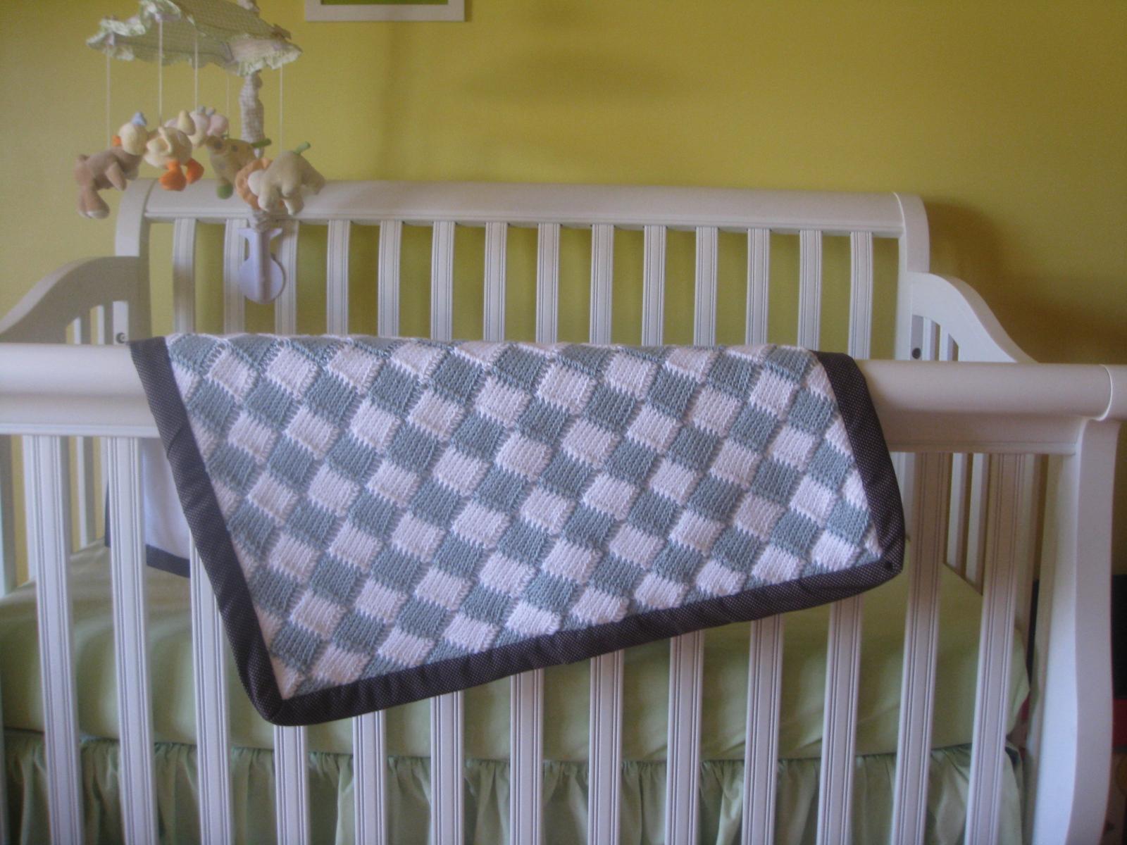 CROCHET BABY BLANKET Free Crochet Design and Pattern